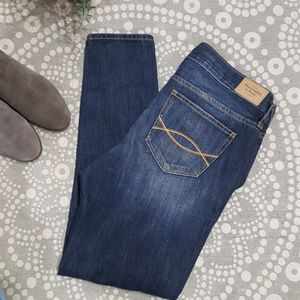 Abercrombie and Fitch Skinny Jeans 26